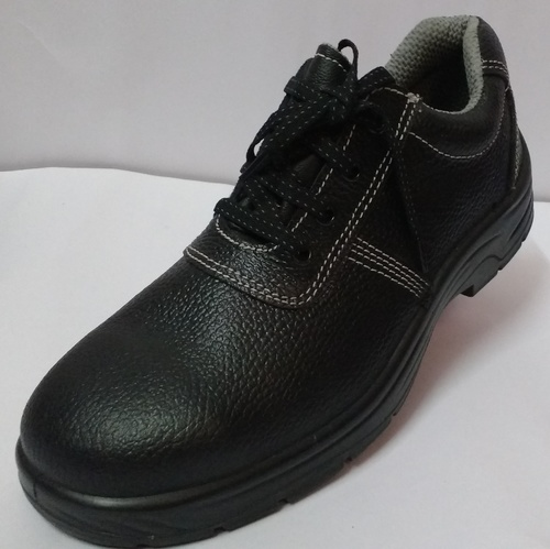 Anti Skid Leather Safety Shoes