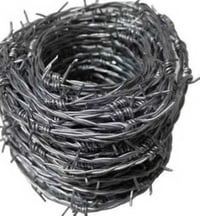 Corrosion Resistance Barbed Wires