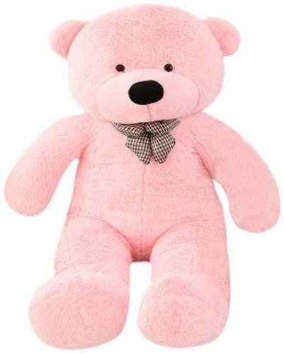 3.5 Feet Cute Pink Teddy Bear