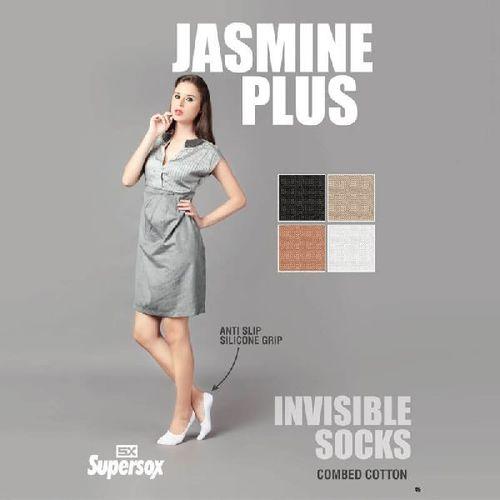 Ankle Length Ladies Loafer Socks