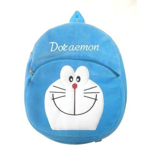Blue Doraemon Kids Bag