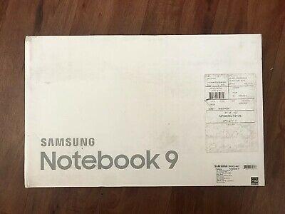Brand New SAMSUNG 15Inch Notebook 9, Light Titan - NP900X5J-K01US