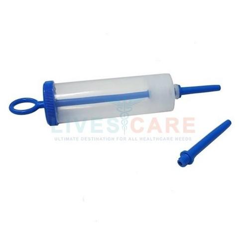 Disposable Plastic Glycerine Syringe