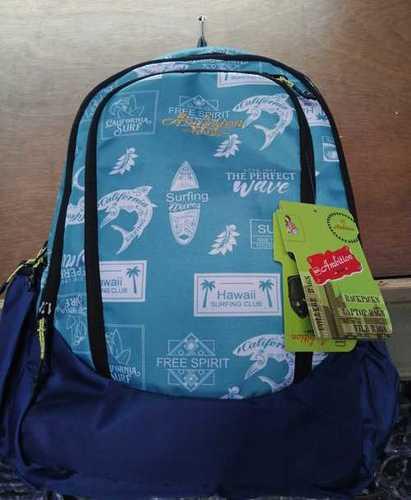 Fine Finished School Bag