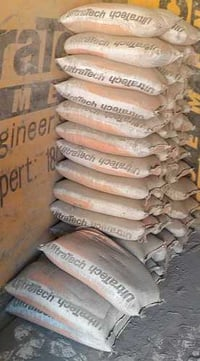 Grey Color Ultratech Cement