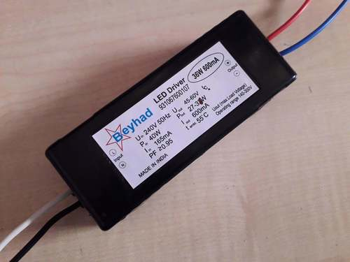 LED Driver 36W 600mA