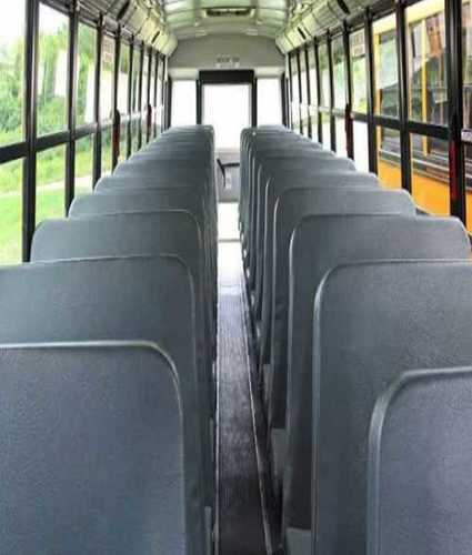 Local Bus Leather Seat