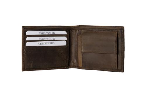 Men's Simple Leather Wallet