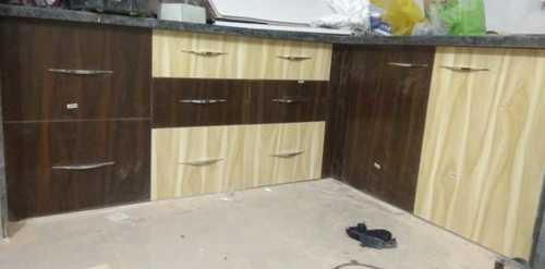 Modern Modular PVC Kitchen