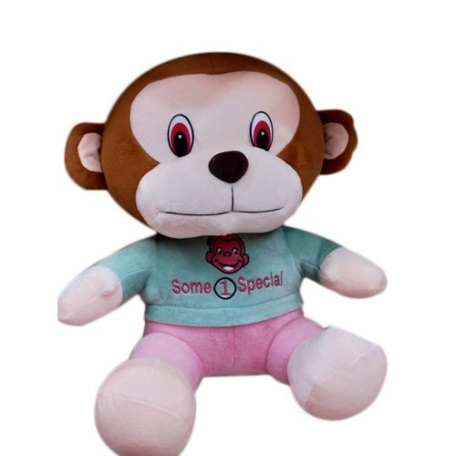 Monkey Soft Toy For Kids