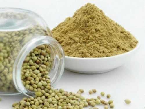 Natural Dried Coriander Powder