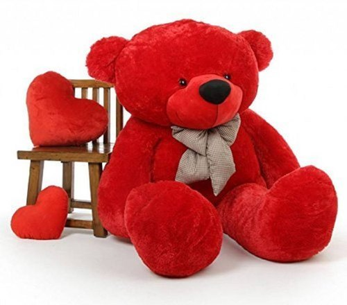 Red Color Teddy Bear