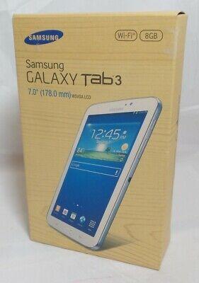 Samsung Galaxy Tab 3 SM-T210 8GB 7-Inch White