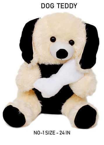 Soft Cute Teddy Dog