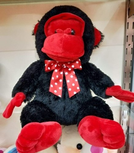 Soft Monkey Teddy Toy