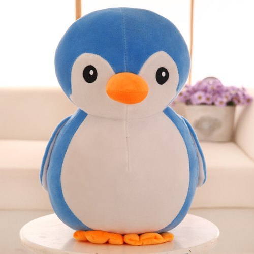 Soft Penguin Stuffed Toy