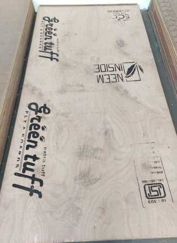 Termite Proof Green Tuff Plywood