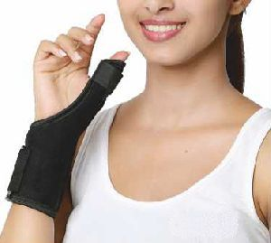 Thumb Spica Splint for Finger Pain Refiling