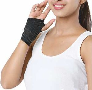 Wrist Binder With Thumb