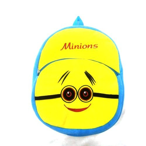Yellow Minions Kids Bag