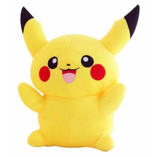 Yellow Pikachu Soft Toys