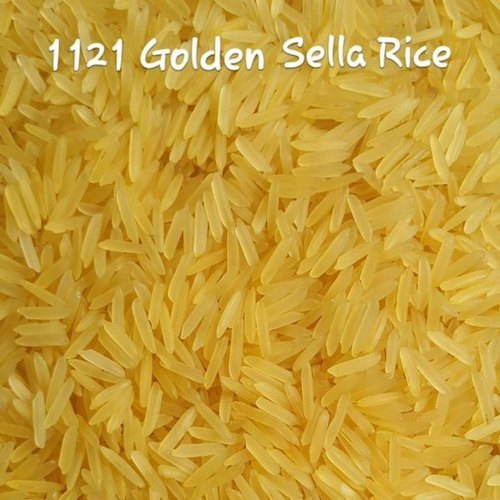 1121 Indian Golden Sella Basmati Rice