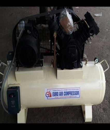 Auto Controller Two Stage Air Compressor