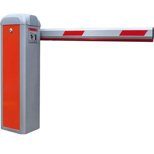 Automatic Boom Barrier with LED