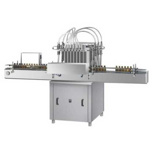 Automatic Bottles Filling Machine