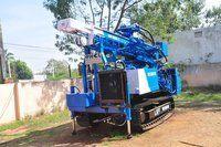 Crawler mounted Blast Hole Drilling Rig