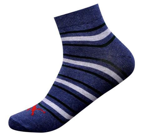 Dark Jeans Blue Mens Ankle Casual Socks