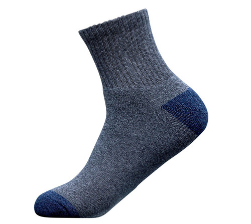 Fancy Jeans Blue Men Ankle Sports Socks