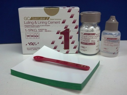 GC Fuji Glass Ionomer Cement Type 1 Luting Big