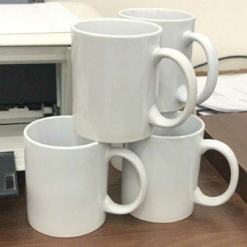 High Quality White Ceramic Sublimation Mug 110z