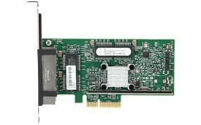 HPE P/N 647594-B21 HP Ethernet 1GB QP 331T Adapter