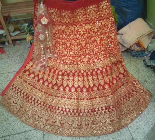 Ladies Designer Bridal Lehenga