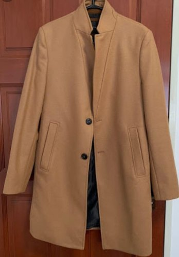 Ladies Formal Long Coat