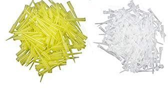 Micropipette Tips White, Yellow 200UL