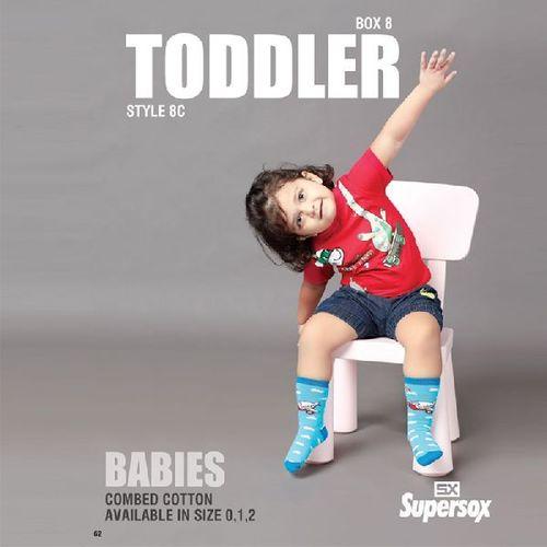 Mulit Color Toddler Kids Socks