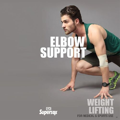 Multi Color Elbow Support Band