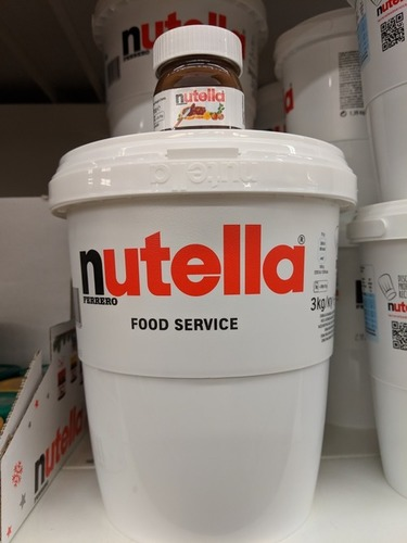 Nutella Ferrero Great Gift Idea Tub 3KG