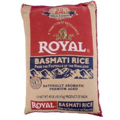 Royal Basmati Rice For Cooking