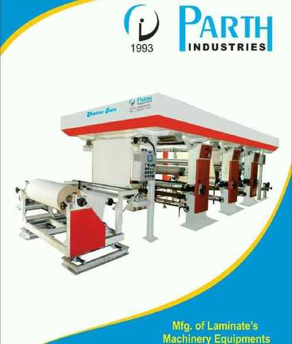 Semi Automatic Gravure Printing Machine