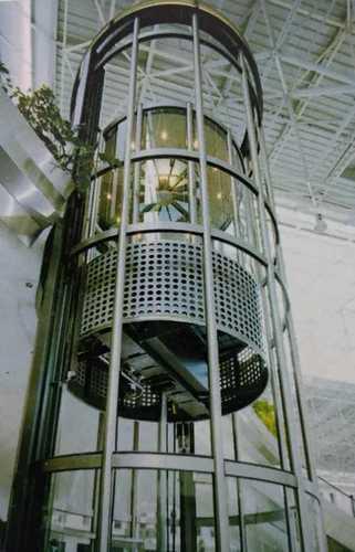 Simaco Elevators Designer Capsule Lift