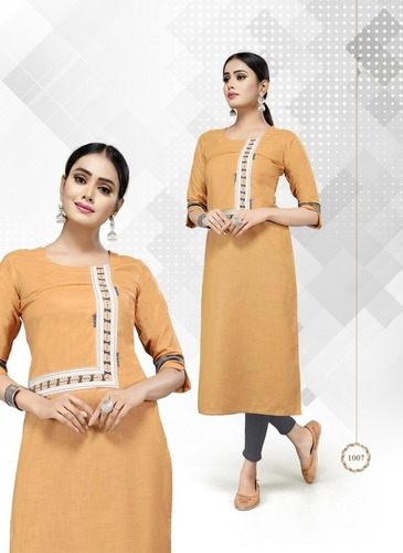 Skin Friendly Ladies Kurti