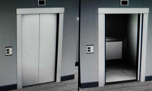 Stainless Steel Automatic Elevator