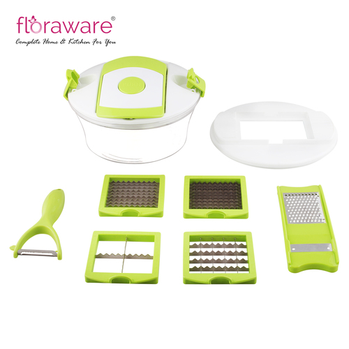 Vegetable Cutter Dicer Set