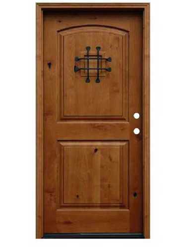Wooden Plain Laminated Door