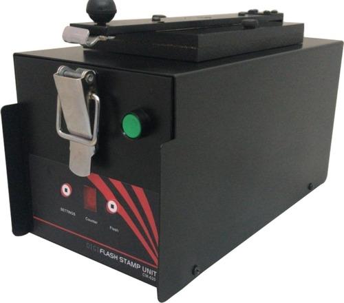 3 Tube Flash Stamp Making Machine