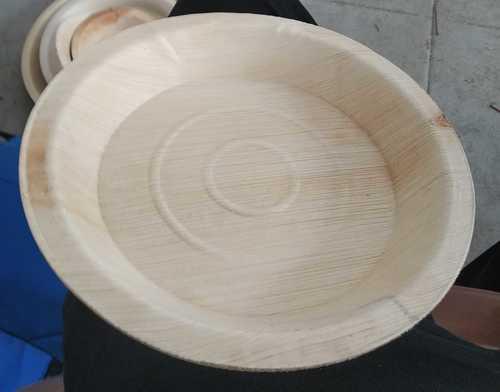 8 Inch Areca Leaf Plates